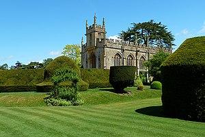 John Brydges, 1st Baron Chandos - Church at Sudeley Castle