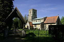 Church of St Mary the Virgin, Addington, Bucks - geograph.org.uk - 405814.jpg