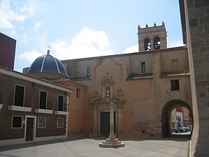 Church of the Assumption, Alaquàs 03.JPG