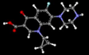 Ципрофлоксацин от каких болезней 10