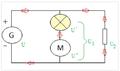 Circuit électrique en dérivation avec 2 composants en série- Tension.png