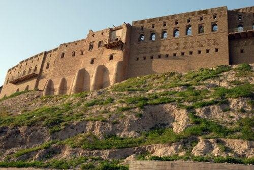Citadel of Hewlêr (Erbil), Iraqi Kurdistan
