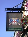 Clarendon Arms - sign - geograph.org.uk - 921334.jpg
