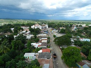 Clarines Place in Anzoátegui, Venezuela