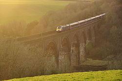 Class 43 on Forder viaduct (9379).jpg