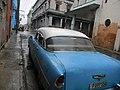 Classic cars in Cuba, Havana - Laslovarga028.JPG