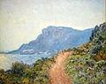 Claude Monet - La Corniche bij Monaco 001.JPG