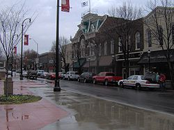 Ocoee Street
