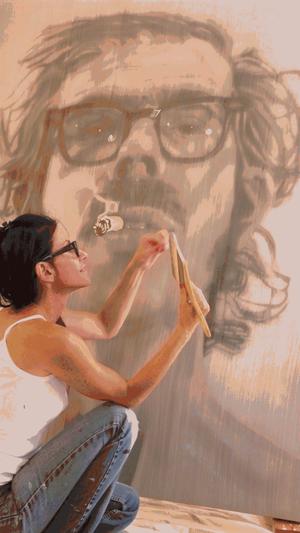 Alison Van Pelt - Image: Close 2 by Van Pelt