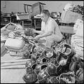 Closing of the Jerome Relocation Center, Denson, Arkansas. Perry Carmichael, Principal of the Denso . . . - NARA - 539749.jpg