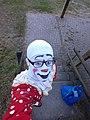 Clown Selfie.jpg