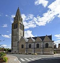 Cloyes - Eglise St Georges 02.jpg