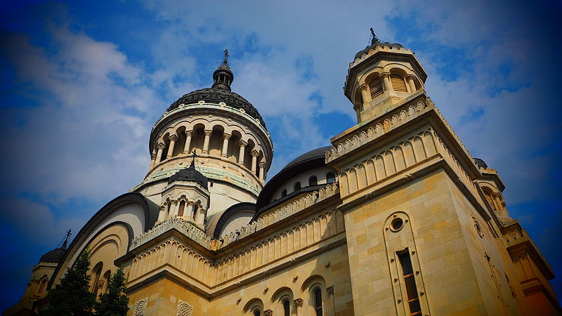 File:Cluj - Dormition of the Theotokos Cathedral (22123660539).jpg