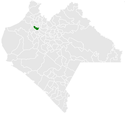 Municipality of Coapilla in Chiapas