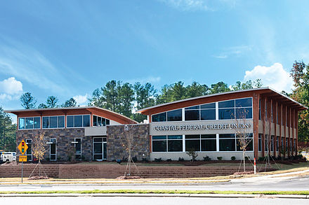 A branch of the Coastal Federal Credit Union in Raleigh, North Carolina CoastalFederalCreditUnion-CreedmoorBranch.jpg