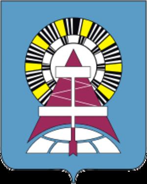 Noyabrsk - Image: Coat of Arms of Noyabrsk (Yamal Nenetsia)