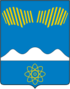 Coat of arms of Polyarnye Zori