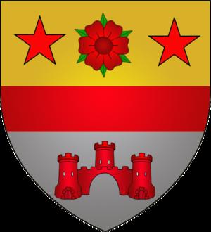 Mondercange - Image: Coat of arms mondercange luxbrg