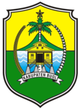 Coat of arms of Buol Regency.png