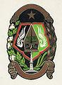Coat of arms of Yogyakarta, Kota Jogjakarta 200 Tahun, Plate before Page 3.jpg