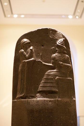 Hammurabi's Code itself contains specific legi...