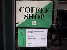 Coffeeshop Netherlands Wikipedia