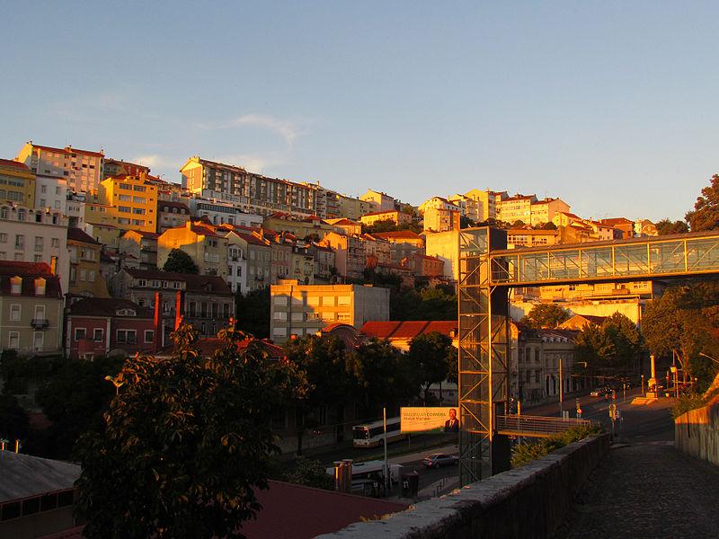 Transporte seguro em Coimbra