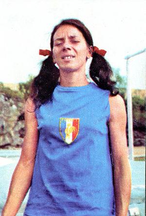 Colette Besson - Colette Besson in 1968