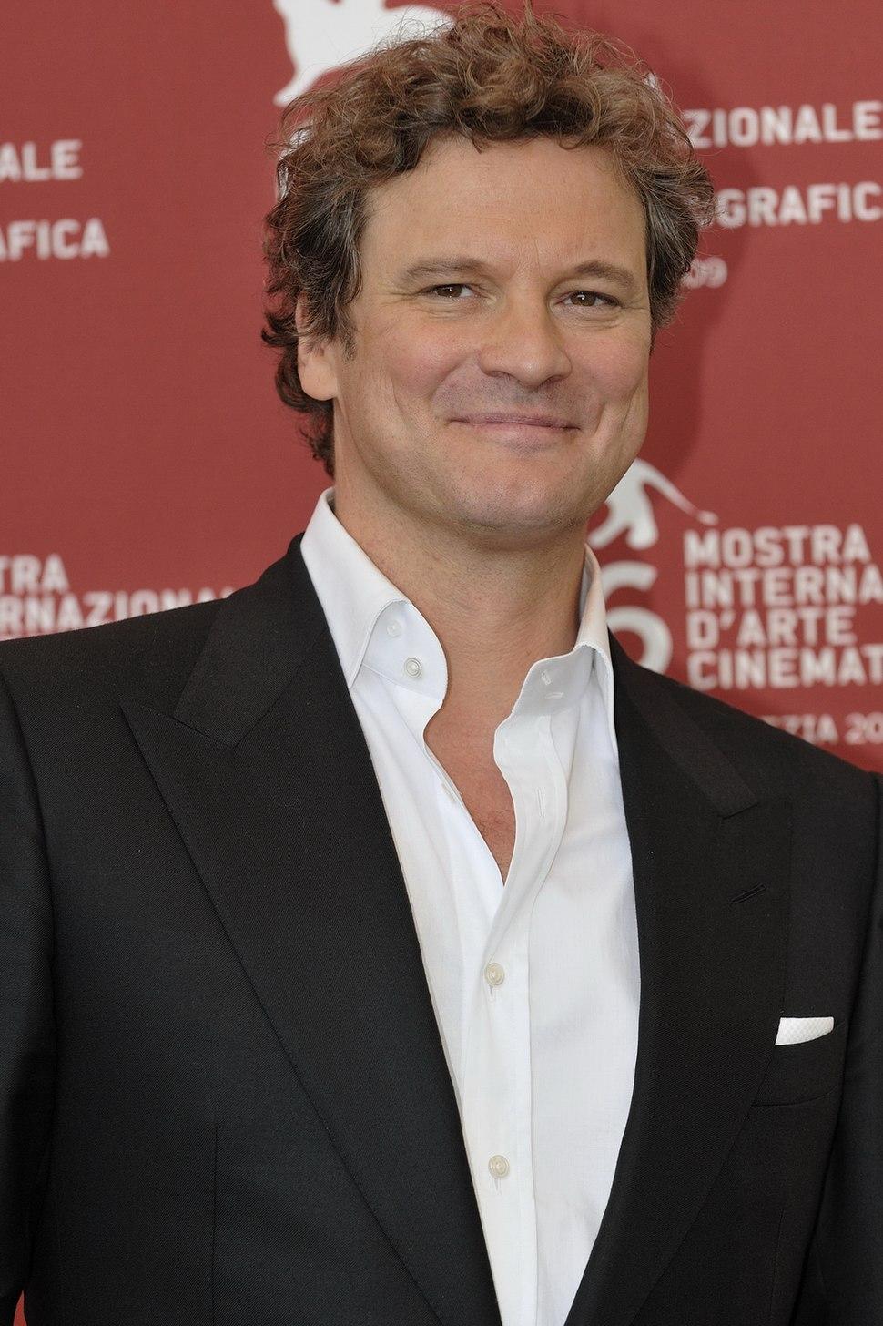 Colin Firth 2009