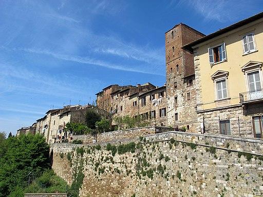 Colle, torre di Arnolfo di Cambio