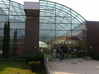 Dunaújváros - University of Dunaújváros