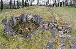 Image illustrative de l'article Tumulus de Colombiers-sur-Seulles