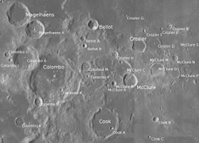 Image illustrative de l'article Magelhaens (cratère lunaire)