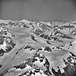 Columbia Glacier, Meares Glacier, Valley Glacier Icefalls, August 25, 1969 (GLACIERS 1036).jpg