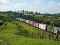 Comboio que passava sentido Boa Vista na Variante Boa Vista-Guaianã km 193 em Itu - panoramio.jpg