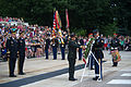 Commander-in-Chief of the Royal Thai Army Gen. Prayuth Chan-ocha, center, lays a wreath at the Tomb of the Unknowns at Arlington National Cemetery, Va., June 6, 2013 130606-A-AO884-233.jpg