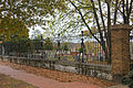 Congressional Cemetery fence - Washington DC - 2012.jpg