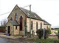 Converted Wesleyan chapel in Chapel Road - geograph.org.uk - 1635264.jpg