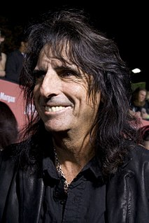 Alice Cooper discography discography