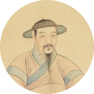 image of Zhao Mengfu from wikipedia