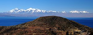 Cordillera Central Bolivia