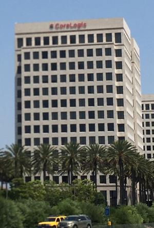 CoreLogic - CoreLogic's Irvine CA headquarters