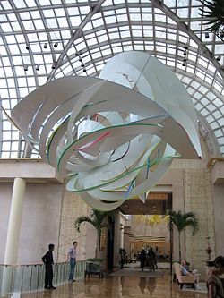 Cornucopia by Frank Stella - The Ritz-Carlton Millenia Singapore - 20060819.jpg