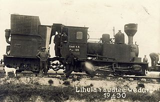 History of rail transport in Estonia