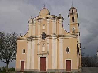 Campile, Haute-Corse Commune in Corsica, France