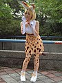 Cosplayer of Serval, Kemono Friends at CWT49 20180812c.jpg