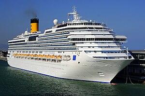 Costa Concordia - Wikipedia
