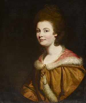 Mary Palmer - Image: Countess Of Inchiquin By Thomas Phillips After Joshua Reynolds