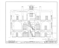 County Records Building, 100 Meeting Street (at Chalmers Street), Charleston, Charleston County, SC HABS SC,10-CHAR,64- (sheet 4 of 7).png