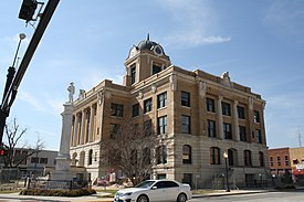 Courthouse, Cooke County, Gainesville, TX, 03-03-2011 (13).JPG
